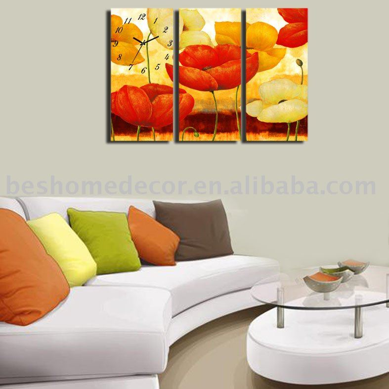 Home Decor Wall HangingFlower PaintingLotus Flower Designs