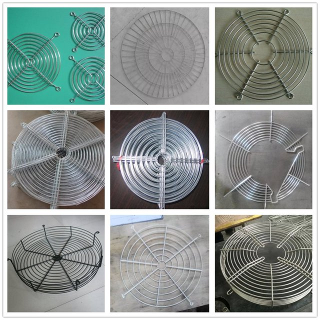 industrial fan cover/industrial fan finger guards/metal fan cover