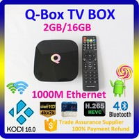 2016 Live Streaming Android 5.1 Cheapest Android Tv Box S905 Q Box Set Top Box