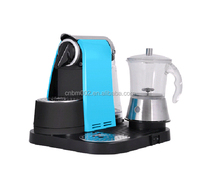 1 Minuto One Touch Cappuccino Coffee Machine with Frother