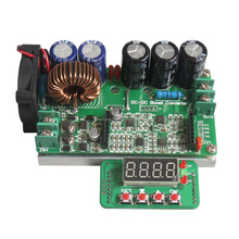 DC Step Up Boost Module 600W Adjustable Voltage Regulator Power Supply Programmable Control