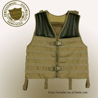Military Khaki Bullet Proof Vest
