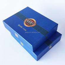 Paper packaging box for toy card game retail, cardboard gift box with custom private printing logo