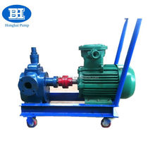 YDB mobile type gear pump for Hydraulic transmission system
