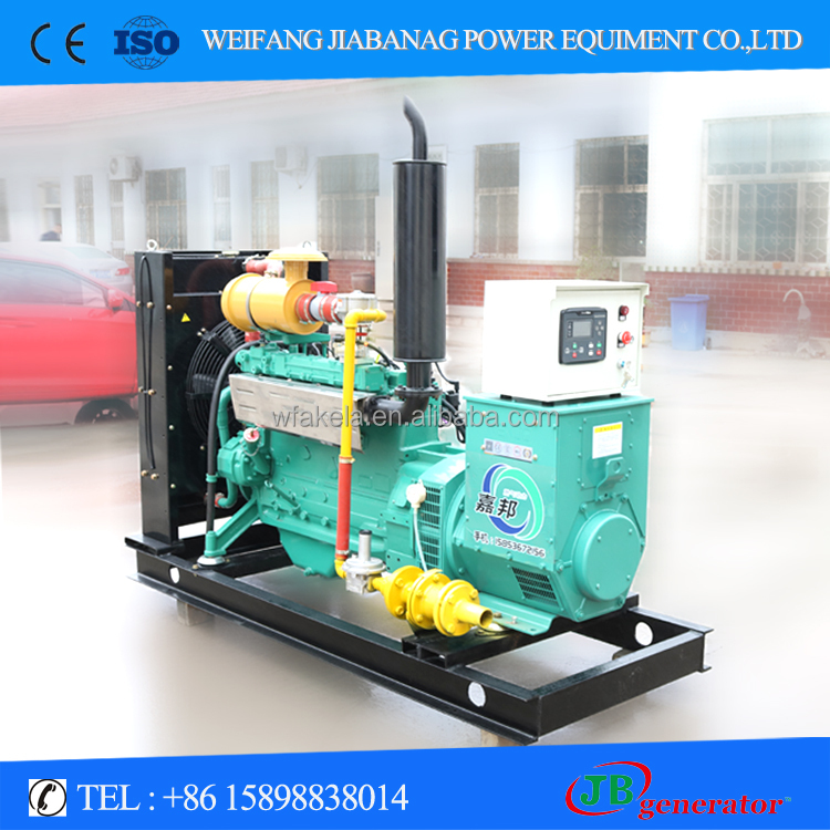 New Design nature gas generator
