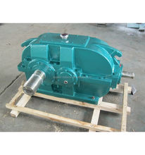 DBY(DBYK) Series Hardened Gear Right Angle Gearbox for 90 degree Transmission