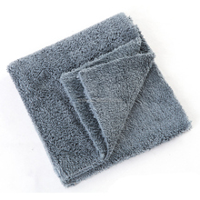 Microfiber Edgeless Not Harm The Paint Car Washing Towel