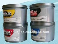 Resinous offset ink Process CMYK ink