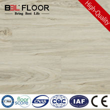 3mm White Gray Rustic Wood Crystal Texure plastic flooring plank BBL-96327-E