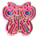 Butterfly magnetic labyrinth toys