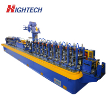 ZG76 High Frequency Straight Seam 1.2~4mm Aluminum Tube Making Machine