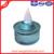 PET bottle colored screw cap chafing fuel