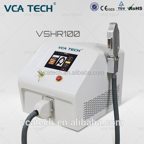Excellent laser hair removal result professionally portable ipl machine for home use