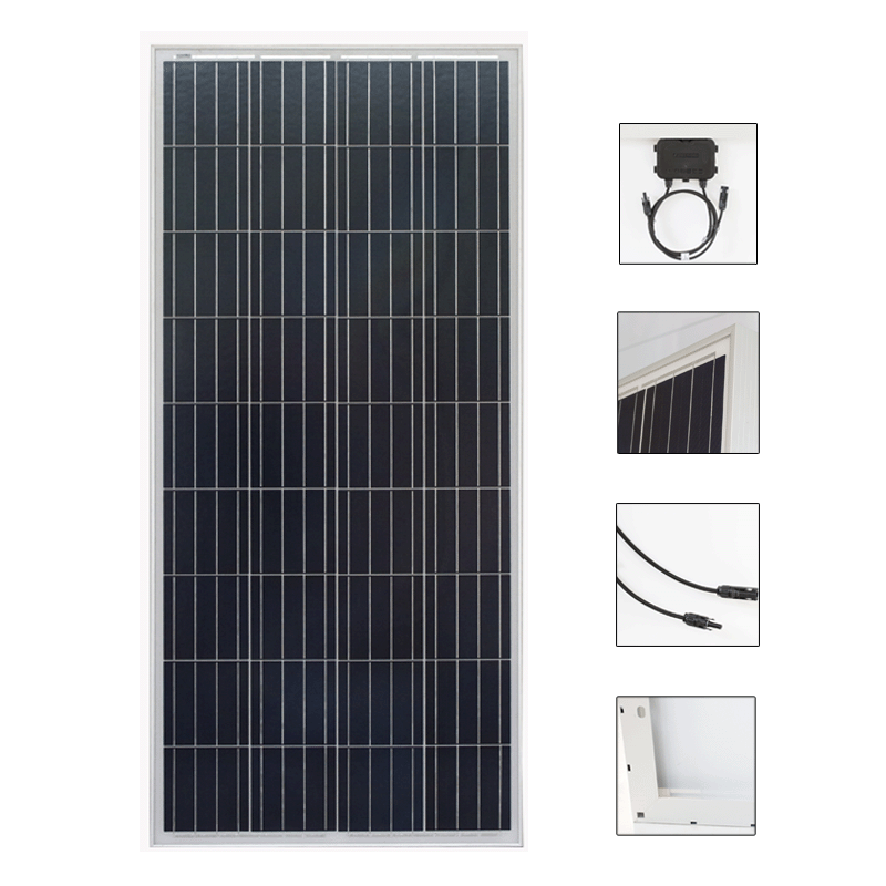 cheapest price 100wp solar module for batteries battery