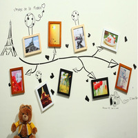 family tree photo frame picture frame
