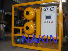 ZYD Insulating Transformer Oil Filtration Device Vacuum Dewatering and Degassing System