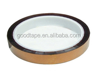 H Brand Polyimide Film Tape and Size 18mm*33m and High Temperature Resistance Insultaion Polyimid Tape