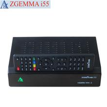 Digital ZGEMMA i55 IPTV BOX High CPU Dual Core Linux OS E2 WiFi Stalker Digital Receiver No Server