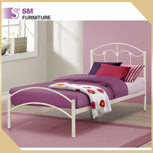 Luxury Furniture High Quality Metal Double Bed design To Wholesale