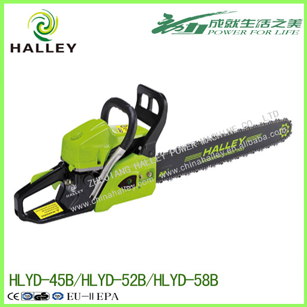 Halley brand names silen telescopic chainsaw strong 4500