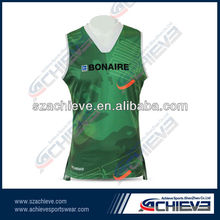 Reversible Basketball jersey with name For Team