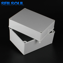 Factory Price 250*150*130 Wiring Outdoor Waterproof Electrical Junction Boxes