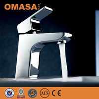 Contemporary High Quality Single Handle Lavatory