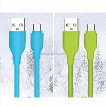 Wholesale Cellphone Accessories 1M micro usb data cable android phone charger cable for samsung