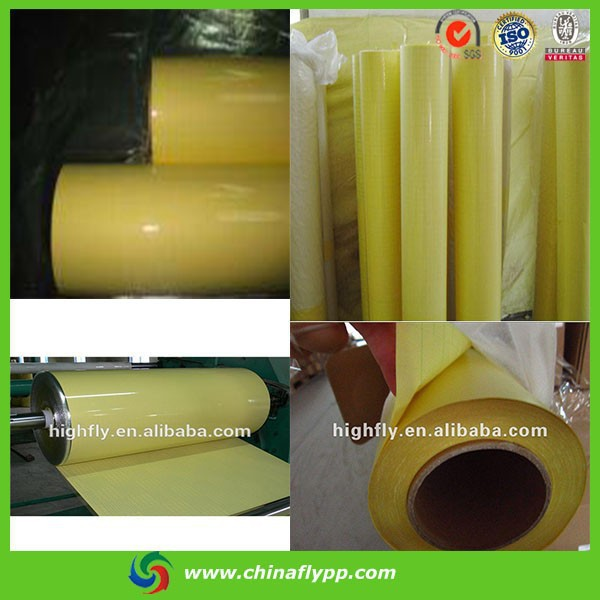 paper board cold lamination film for image protection
