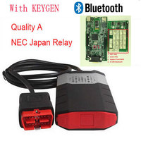 DHL DS150e CDP Plus PRO Bluetooth For DELPHI DS150E Truck Car Auto OBD OBDII obd2 Scanner cdp Diagnostic tools