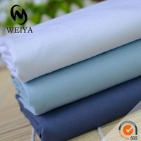 65% polyester 35% cotton poplin fabric