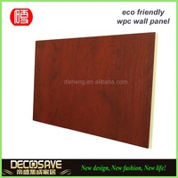 new style wpc wall panel / wpc board / wall panel moulding