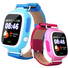 q90 sim card kid smartwatch bluetooth 2016 gps tracker wifi sos kids smart wrist watch