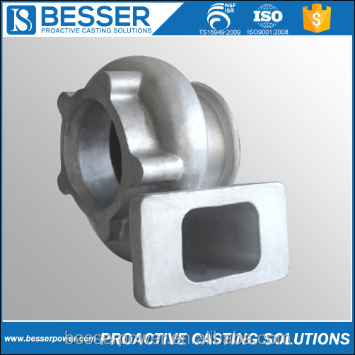 0cr18ni9/0Cr25Ni20 Stainless Steel Silica Sol Casting and Mass Production Stainless Steel Silicon Sol Lost Wax Casting