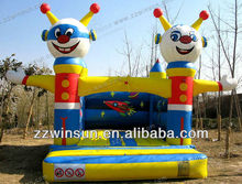 Best seller commercial inflatable jumper space bouncer 4.5x3.5x3.8m