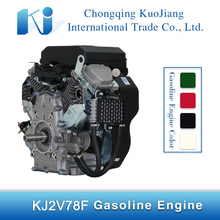 20hp twin-cylinder gasoline engine KJ2V78F