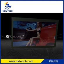 "Factory supply direct 55"" watch transparent lcd display small lcd advertising display passed CEROHSFCC certificate"