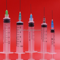 Health Medical Consumables 1ml Disposable Plastic