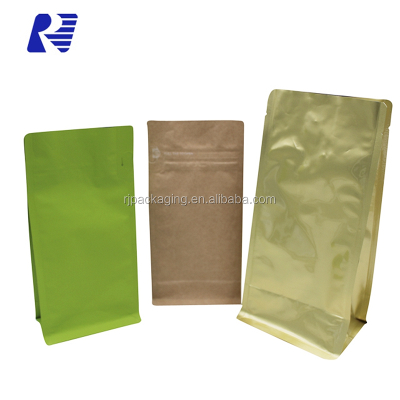 Custom Printed Vacuum Sealed Coffee Bag