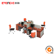 Pictures of wooden computer table design wood office partition