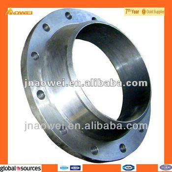 Carbon steel forged rfwn flange cs