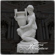Multifunctional antique marble statue for sale