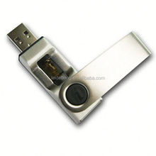 fingerprint usb flash drive made in china for gift