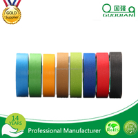 waterproof decorative custom printed wirh 80 degree celsius washi masking tape for vehicle spray painting