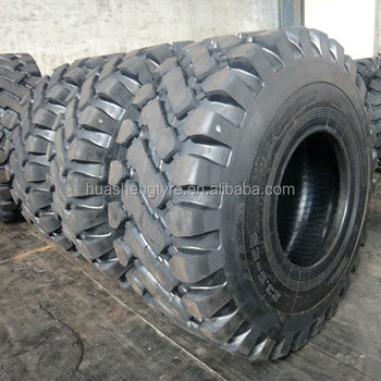 China bias OTR tire manufacture top quality excavator tires 23.5-25