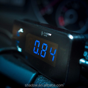 Shadow OBD2 Water Temp Speedo Tachometer Throttle Voltage Digital Gauge Meter