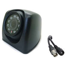 "1/3""Sony color CCD,700TVL Bus,Truck CCTV DVR Side Mount Camera with Night Vision"