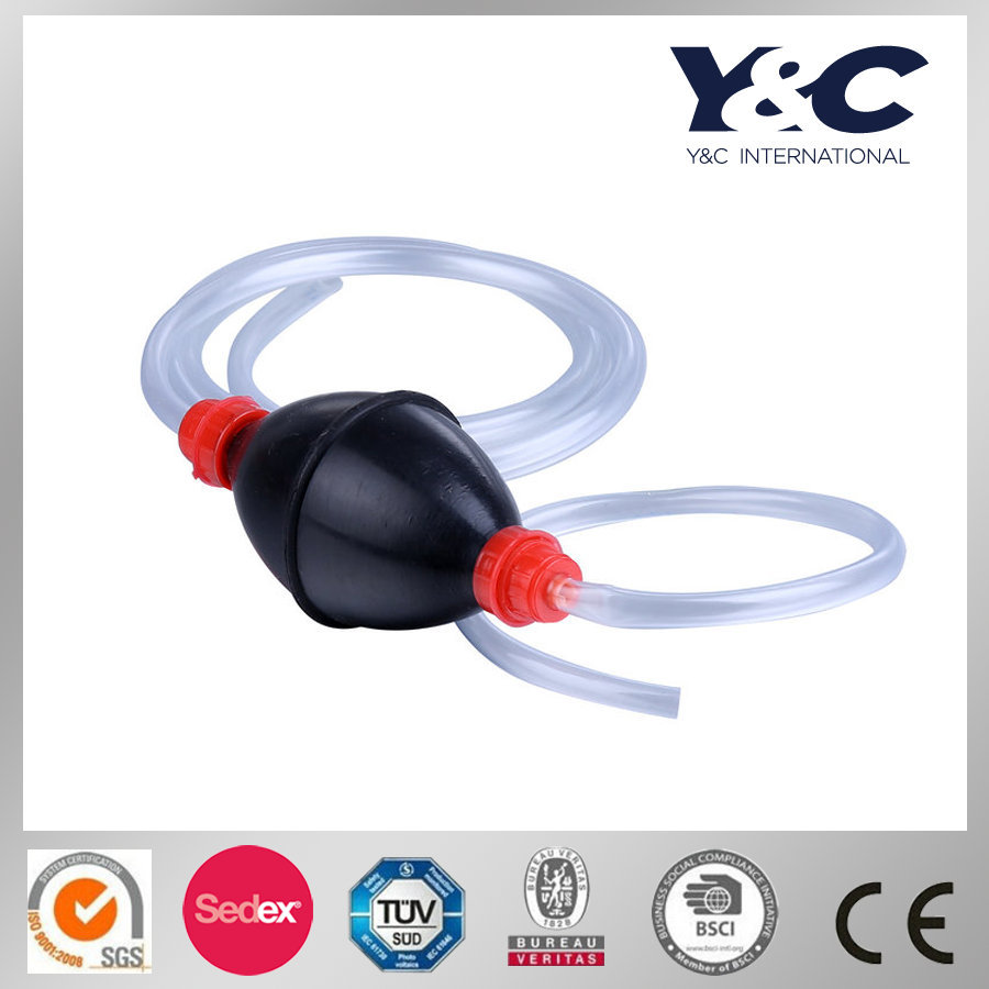 plastic oil pump/ simple flexible fluid siphon pump