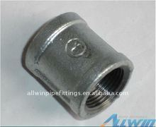 high quality for malleable iron pipe fittings/threaded sockets