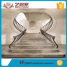 2016 New house plans for stair railing/main gate design/simple cheap handrail for sale
